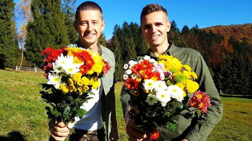 Jakub Kwieciński i Dawid Mycek (Jakub i Dawid )