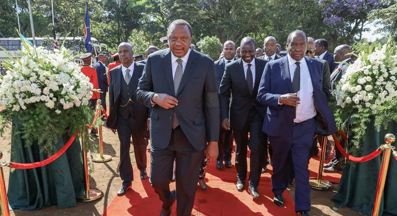 Raila Odinga forced to intervene as organizers attempt to block his brother Oburu
