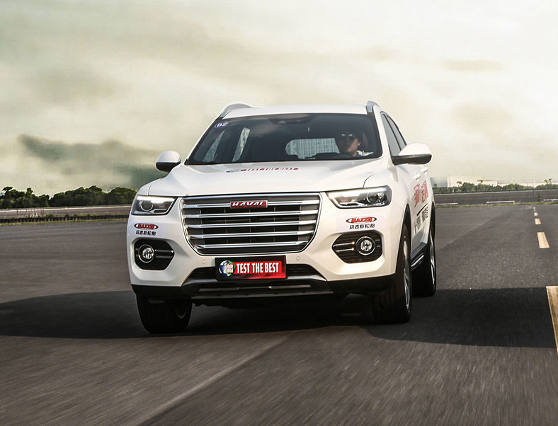 Great Wall HAVAL H6 Red
