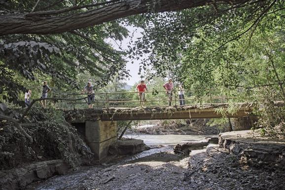 Arilje, poplave