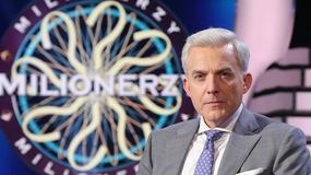 """W """"Milionerach"""" padło pytanie za pół miliona złotych"""