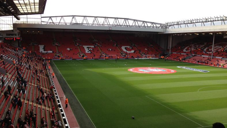 stadion FC Liverpool