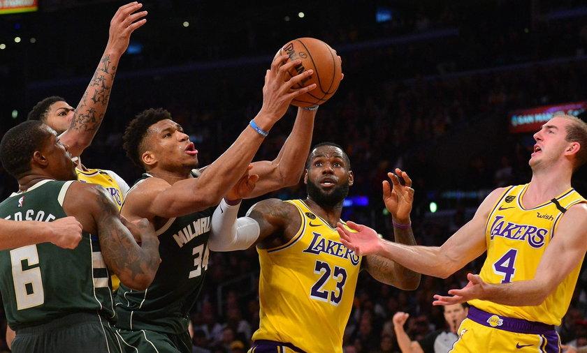 LeBron James przeciwny zakończeniu rozgrywek NBA