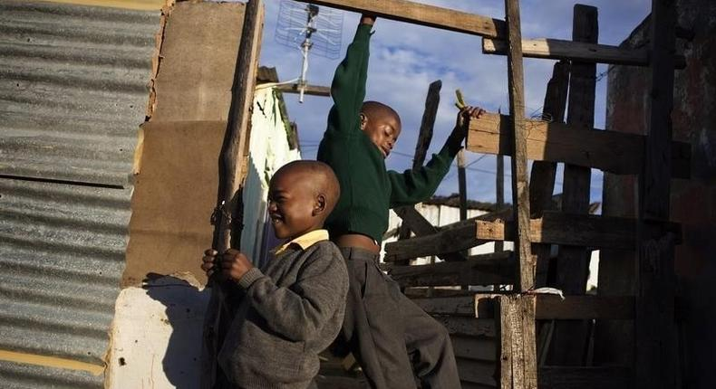 As they grow up, South African AIDS orphans confront crime, HIV