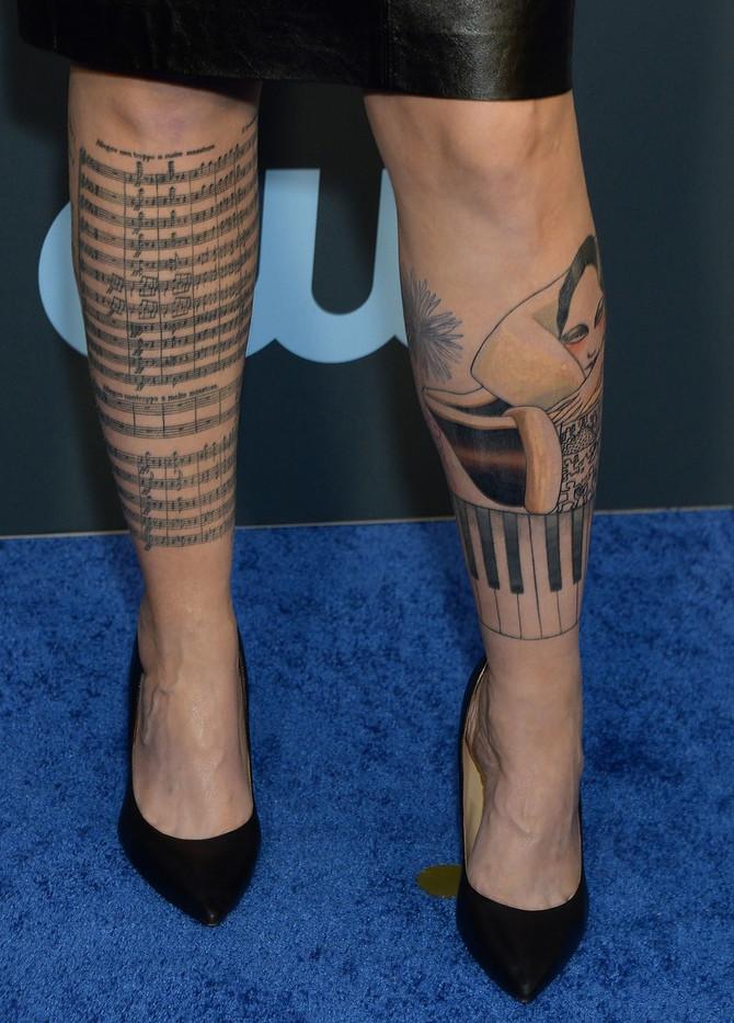 Tetovaže Lejdi Džej