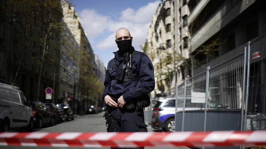 Francja: Strzelanina przed szpitalem w Paryżu. Nie żyje jedna osoba