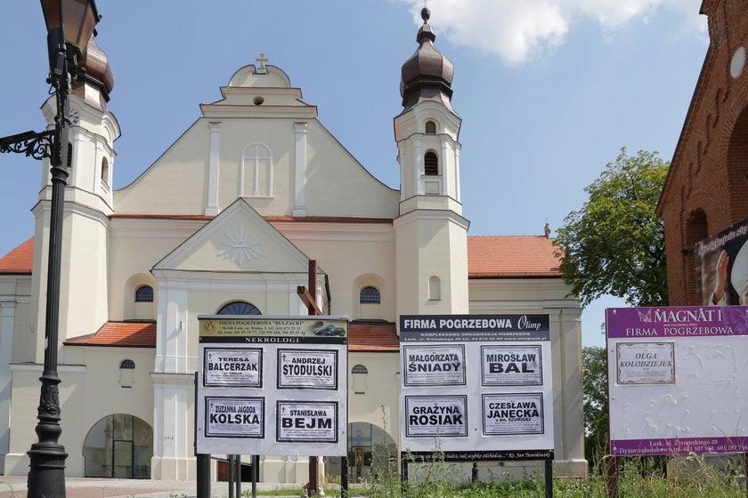 Pogrzeb Zuzanny Kolskiej