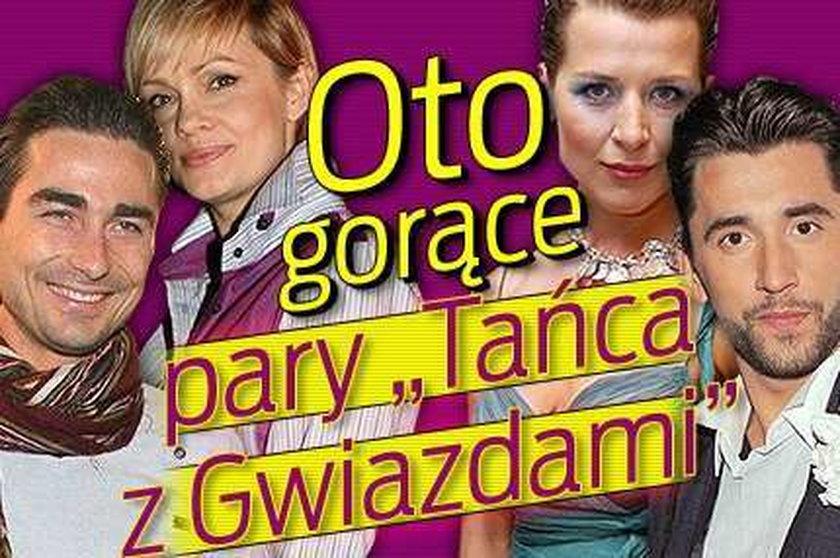 """Oto gorące pary """"Tańca z gwiazdami""""!"""