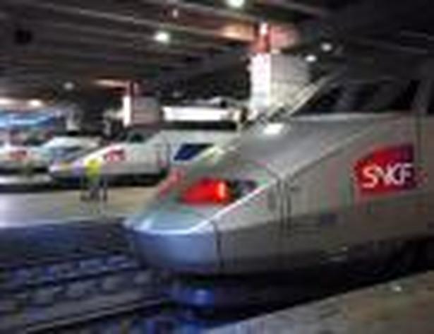Pociągi francuskich linii SNCF