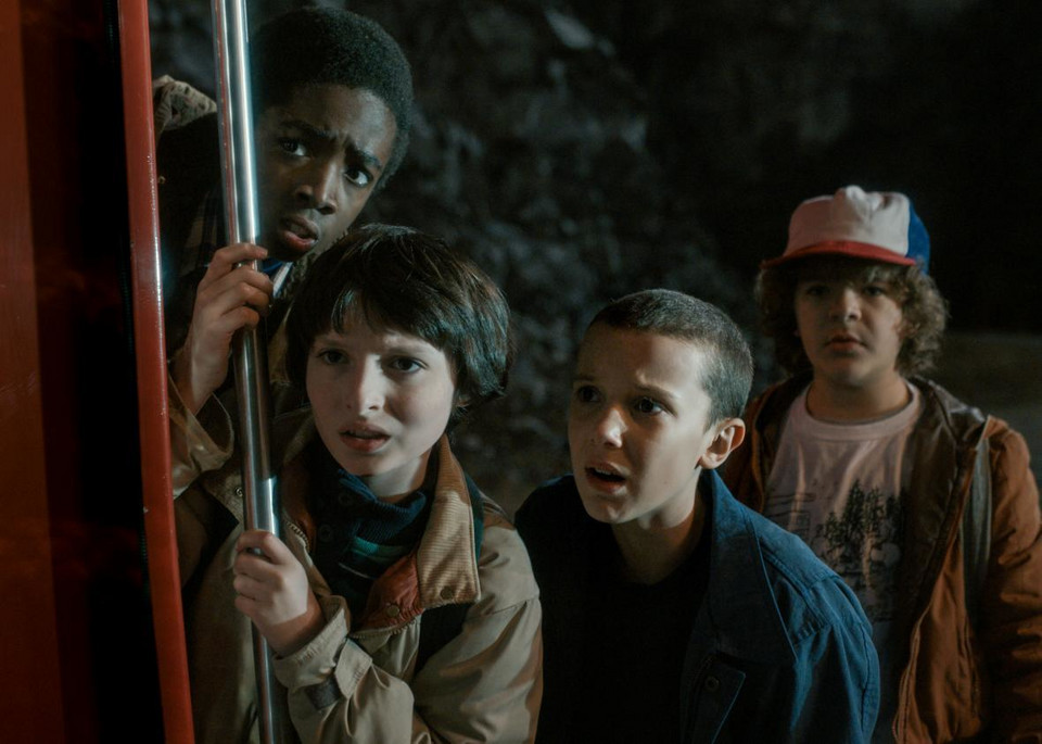 "3. ""Stranger Things"" (sezon 2)"