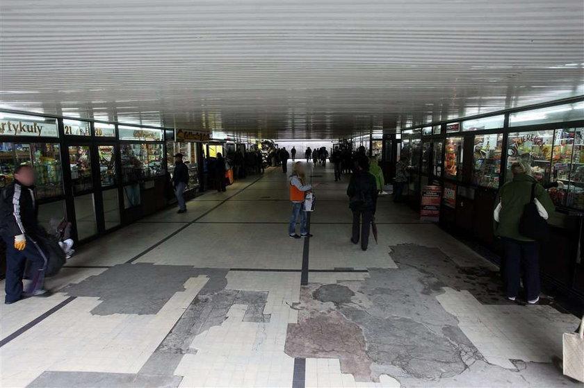 Miasto traci miliony na wynajmie tunelu