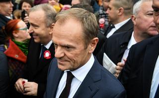 Rzymkowski: Fakt, że nie powitano w sobotę Tuska to 'mały skandalik polityczny'