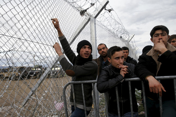 Ivanov poručuje da Grčka ne bi više trebalo da dopušta migrantima da dođu do granice između dve zemlje
