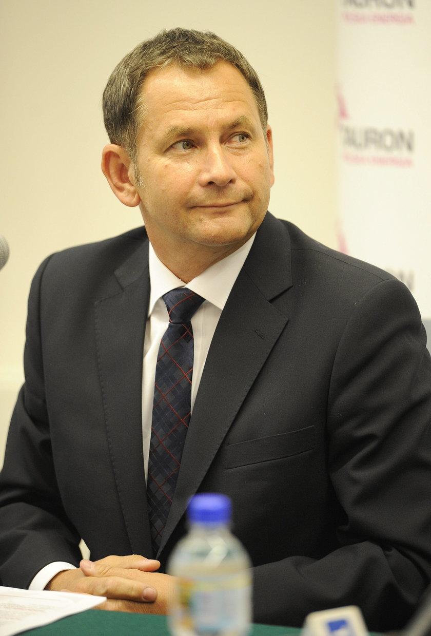 Dariusz Lubera, Tauron Polska Energia