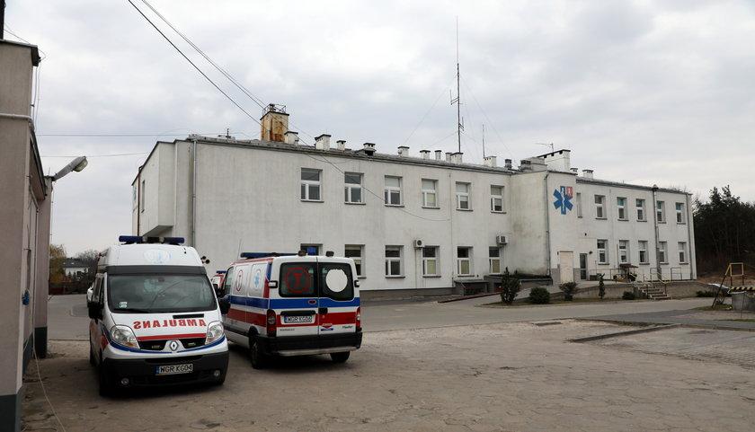 Szpital w Nowym Mieście nad Pilicą