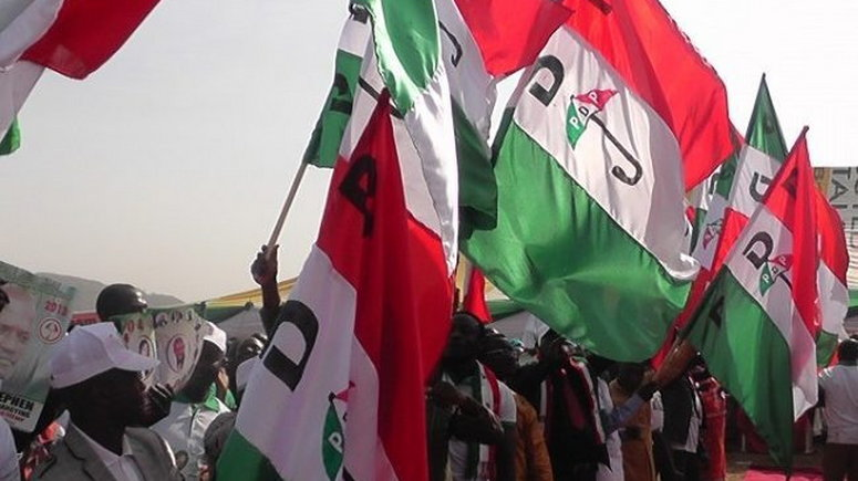 People's Democratic Party, PDP flags (Leadership)