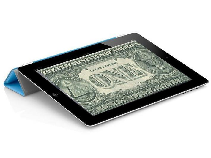 ipad money