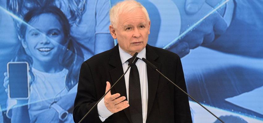 Kaczyński zdradza swój plan i mówi, co chce zrobić z Unią Europejską. W Brukseli się nie ucieszą