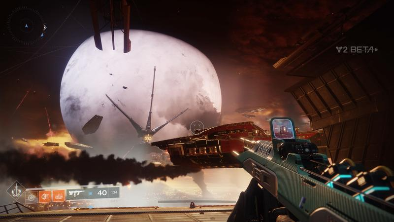 Destiny 2 Beta - już graliśmy