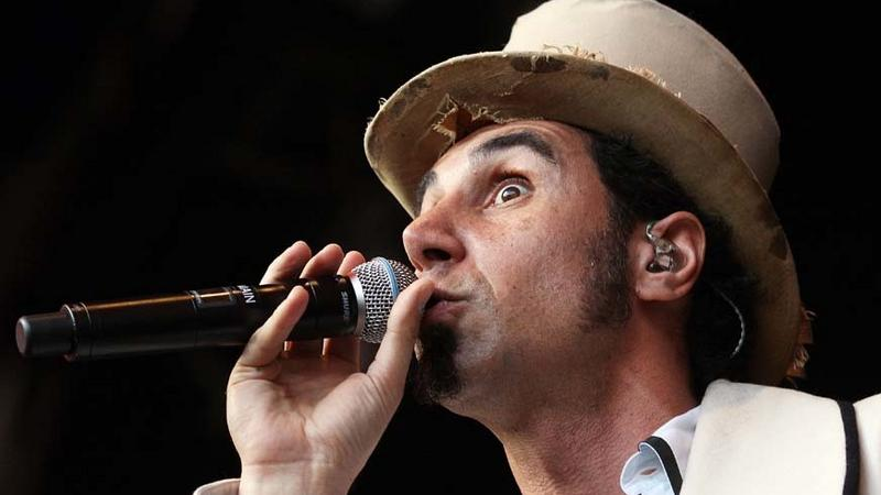 Serj Tankian (fot. Getty Images)