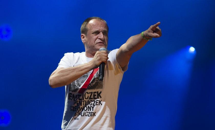 Paweł Kukiz apeluje o odmrożenie branży artystycznej