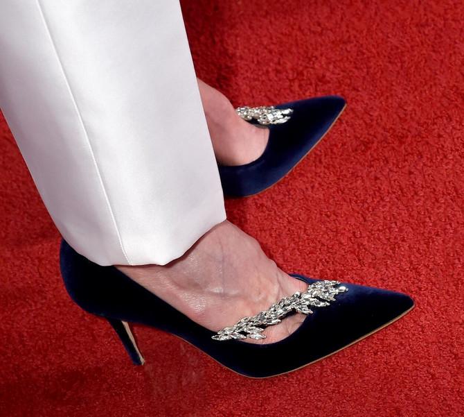 Cipele Nikol Kidmna za crveni tepih