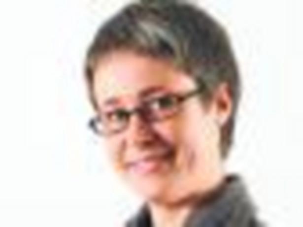 Jadwiga Przewłocka, koordynatorka Programu Badania Aktywności Obywatelskiej Stowarzyszenia Klon/Jawor Fot. MATERIAŁY PRASOWE