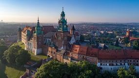 W zeszłym roku Zamek Królewski na Wawelu odwiedziło prawie 1,5 mln osób