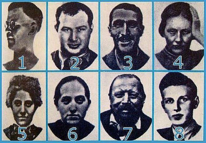 Koje lice vas najviše plaši?