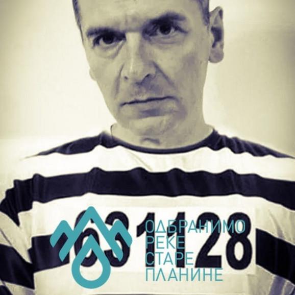 Aleksandar Jovanović aktivista ORSP
