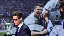 Hiszpańskie media: Cristiano Ronaldo oszukał fiskusa na osiem mln euro