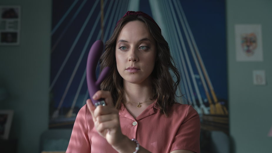 Kadr z serialu Sexify, Maria Sobocinska