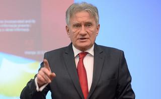 Gazowy bilans prezesa Piotra Woźniaka