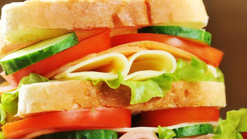 Kanapka sandwiczem zwana