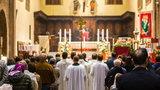 Zakażona koronawirusem uczestniczyła we mszy. Sanepid apeluje do wiernych