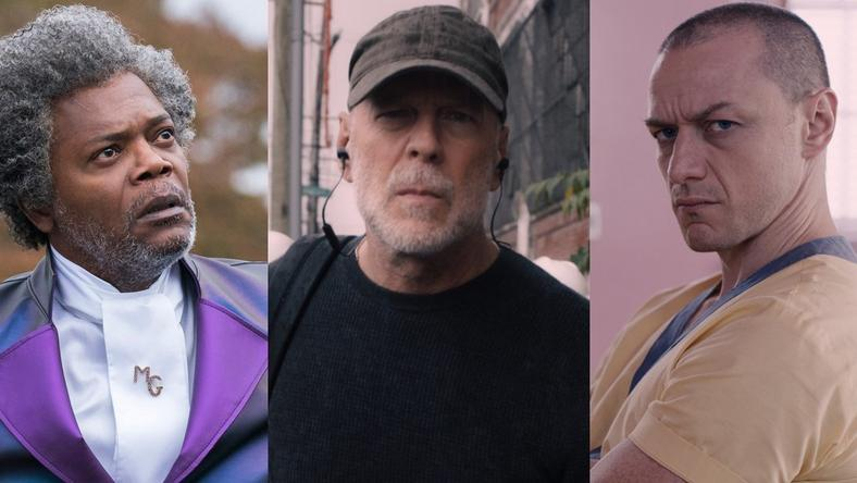 mr glass david dunn kevin wendell crumb