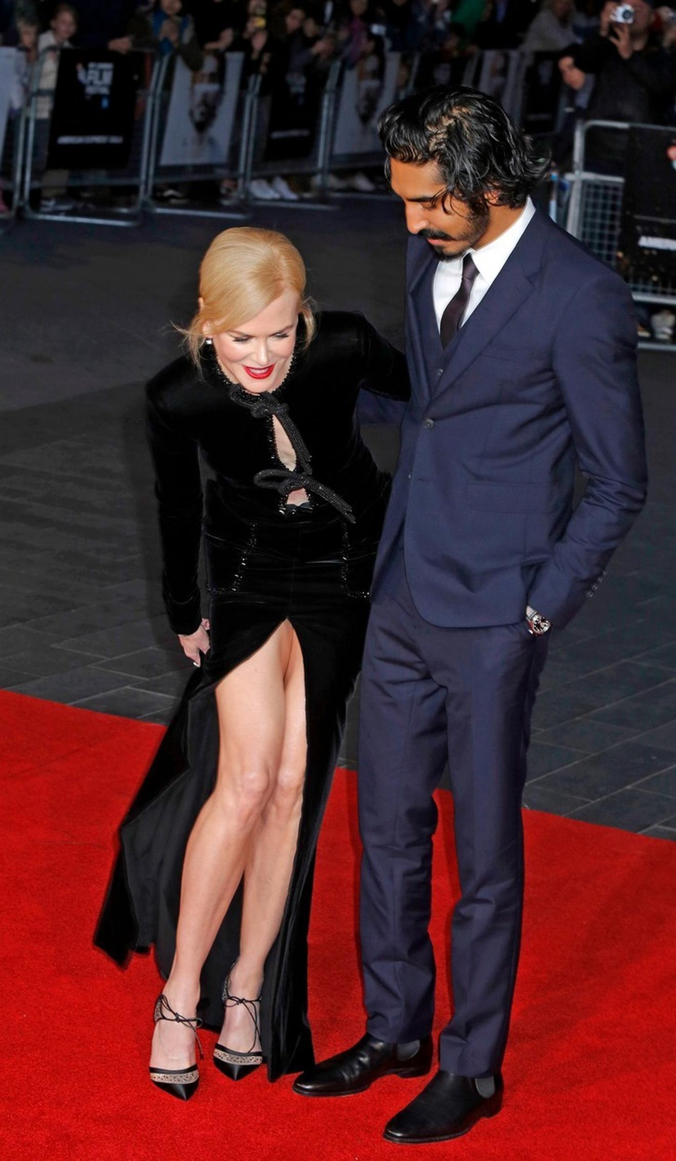 Haljina je namučila Nikol Kidman