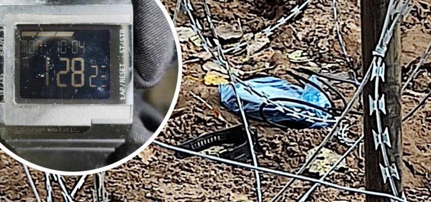 Alarm na granicy polsko-białoruskiej. Straż Graniczna: Znaleziono atrapę bomby