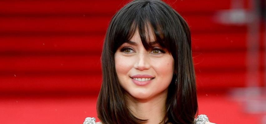 Kim jest nowa dziewczyna Bonda? Zjawiskowa Ana De Armas na premierze. ZDJĘCIA