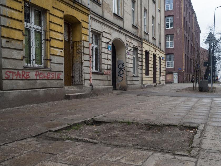 Miasto wyremontuje chodniki w Łodzi. Zobacz na jakich ulicach
