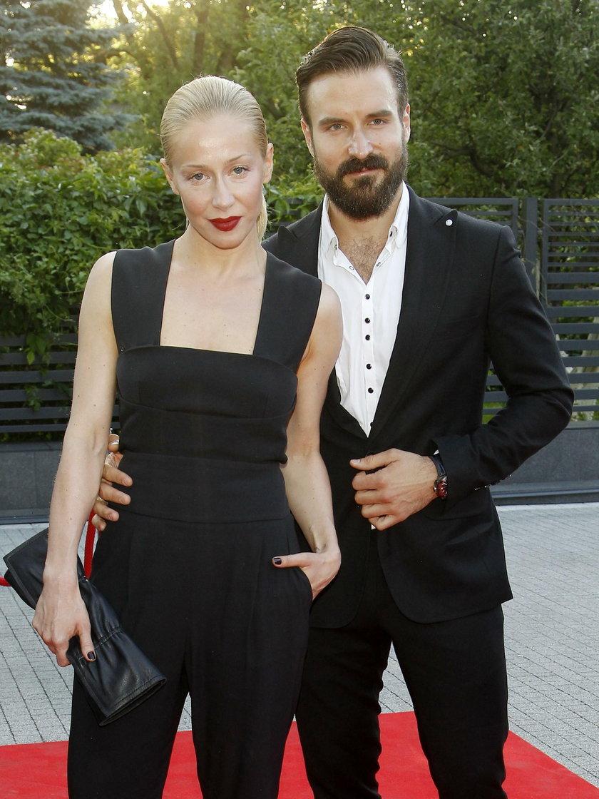 Piotr Stramowski, Katarzyna Warnke
