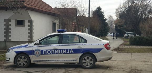Policija je na licu mesta