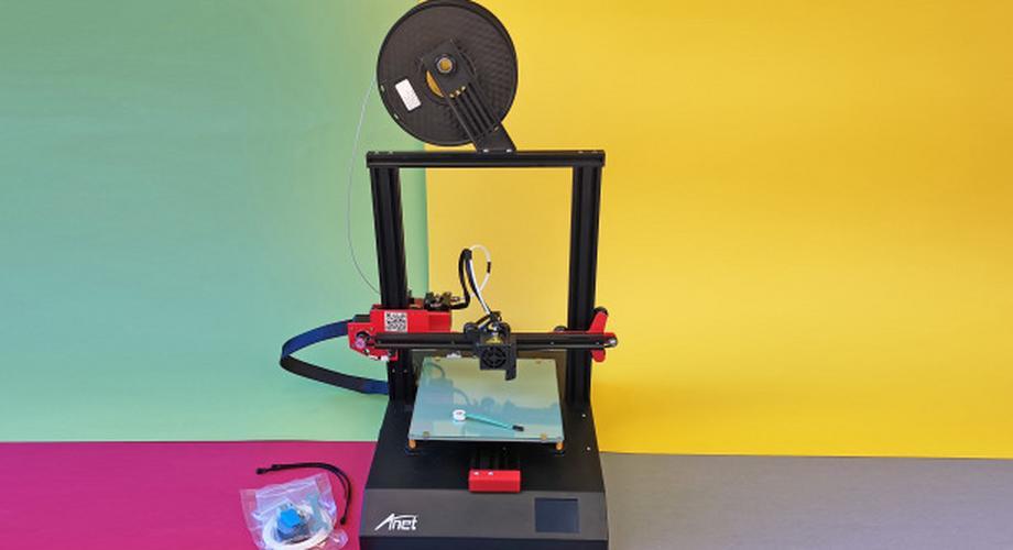3D-Drucker Anet ET4 im Test: theoretisch gut