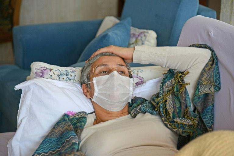 Guven said she was determined to keep up the hunger strike despite the risks to her health
