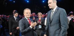 Tusk zaprosił Kliczkę na konwencje PO!