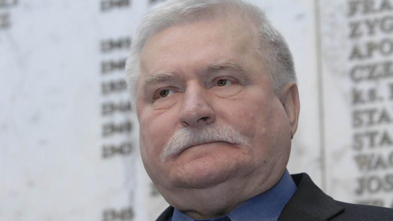 PO nie obraża się na Lecha Wałęsę za krytykę