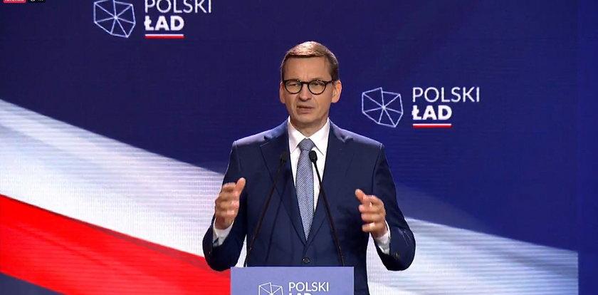Polski Ład - Morawiecki zapowiada 500 tysięcy nowych miejsc pracy