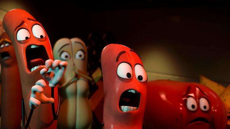 """Sausage Party"" - kadr z filmu"