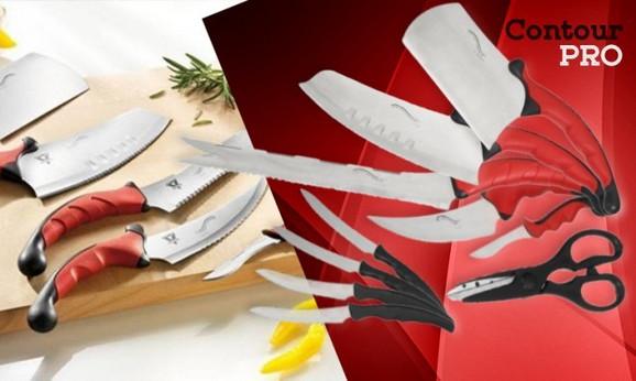 Contour set noževa i makaza