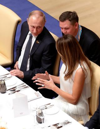 Trump: Putin byłby szczęśliwszy, gdyby wygrała Hillary Clinton